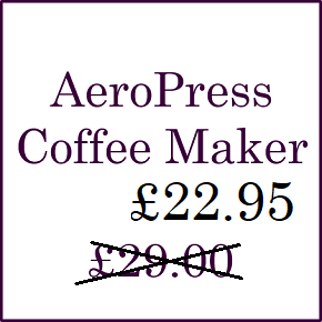 The Amazing AeroPress Coffee Maker
