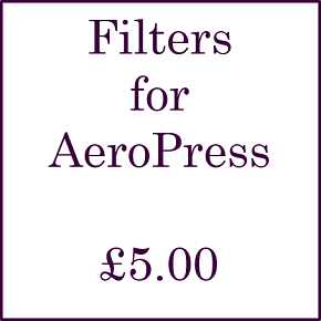 Spare Filters for The Amazing AeroPress