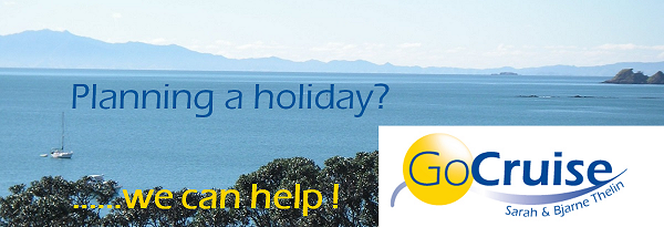 Holiday ideas with GoCruise - deals and advice