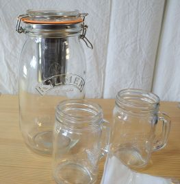 Cold Brew Coffee Set from Kilner