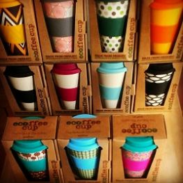 ecoffee cups: ethical reusable cups