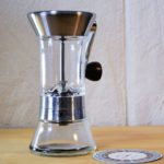 Handground Precision Coffee Maker - Nickel