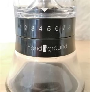 Handground Precision Coffee Maker - Black