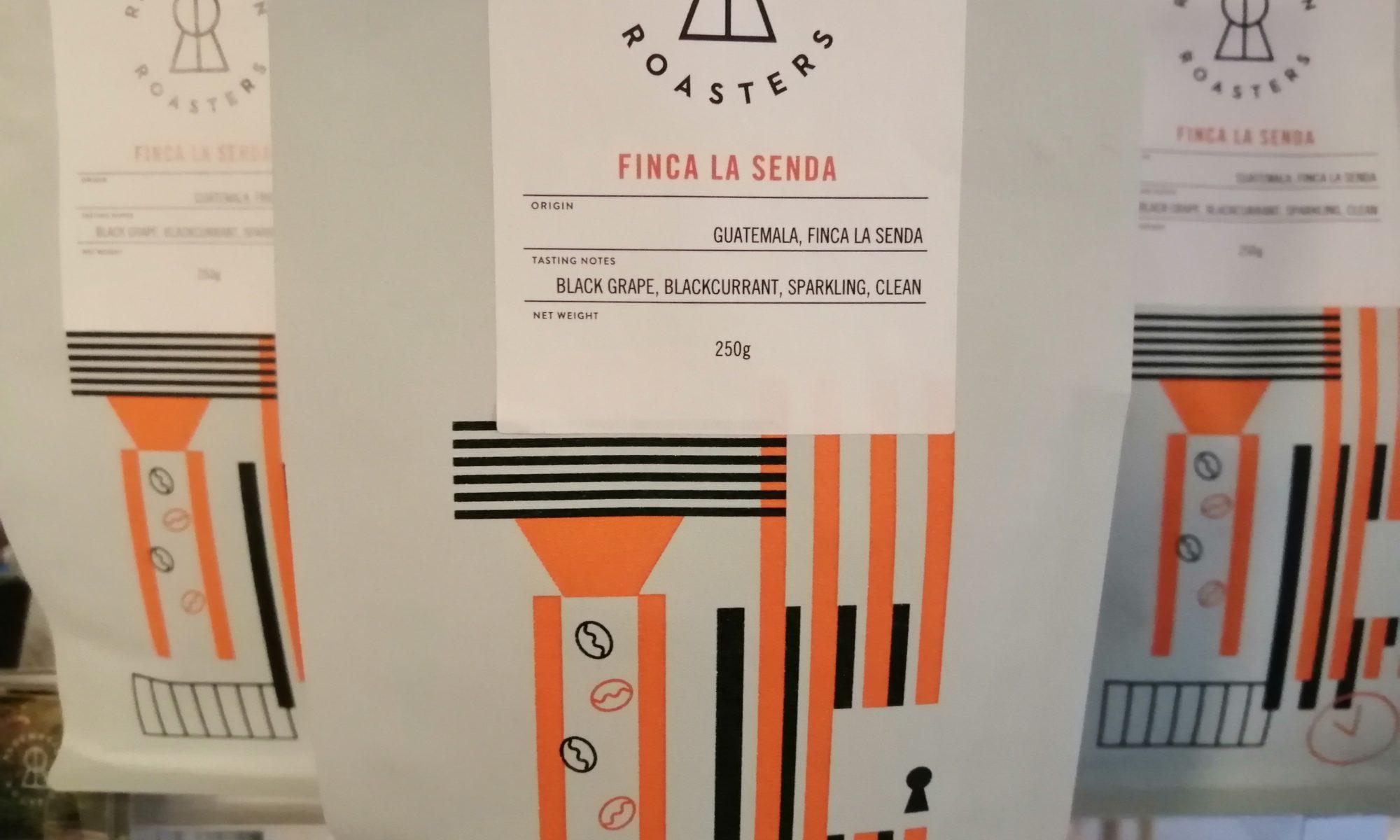 Finca La Senda beans from Guatemala