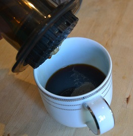 AeroPress Delivers