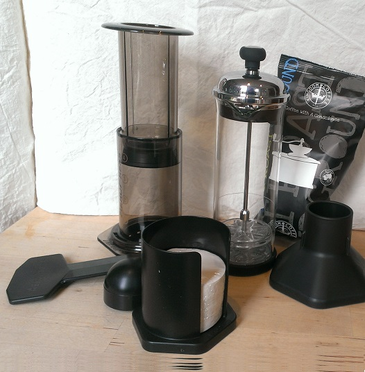 The Cappuccino Kit