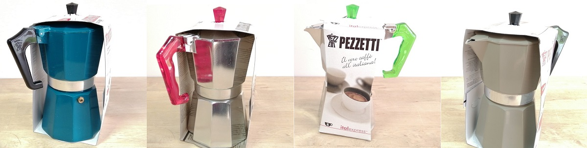 StoveTop Coffee Makers at Artistry Coffee